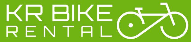 logo Krbike - wypożyczalnia rowerów Kraków
